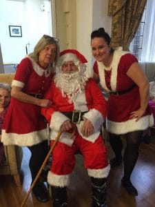 germany-father-christmas-resident-and-staff