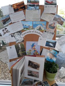holiday memories - postcards of kindness