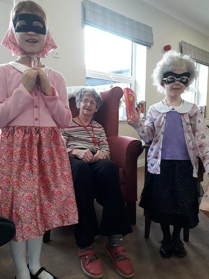 World Book Day Gangsta Grannies