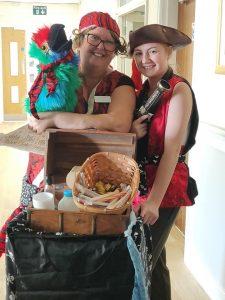 Pirate day - activities team