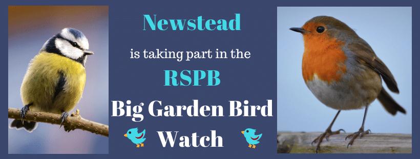 RSPB Garden Bird Watch
