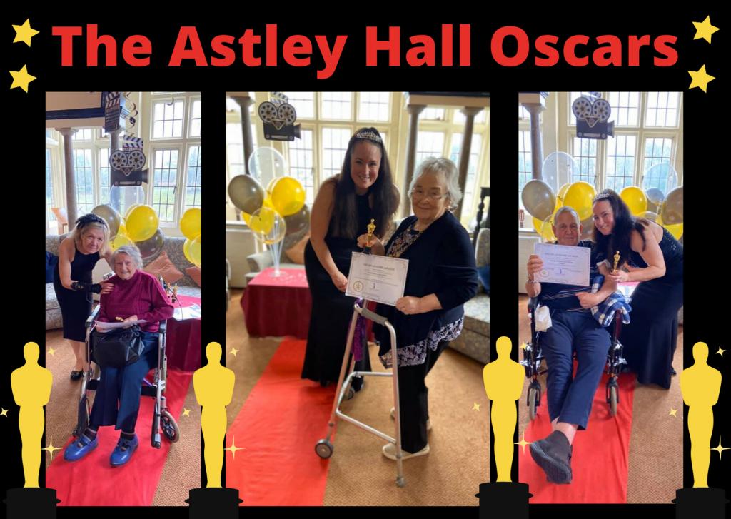 themed events - Astley Oscars 2020