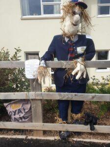 Postman Pat Scarecrow