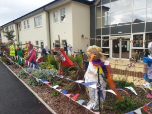 community scarecrow festival