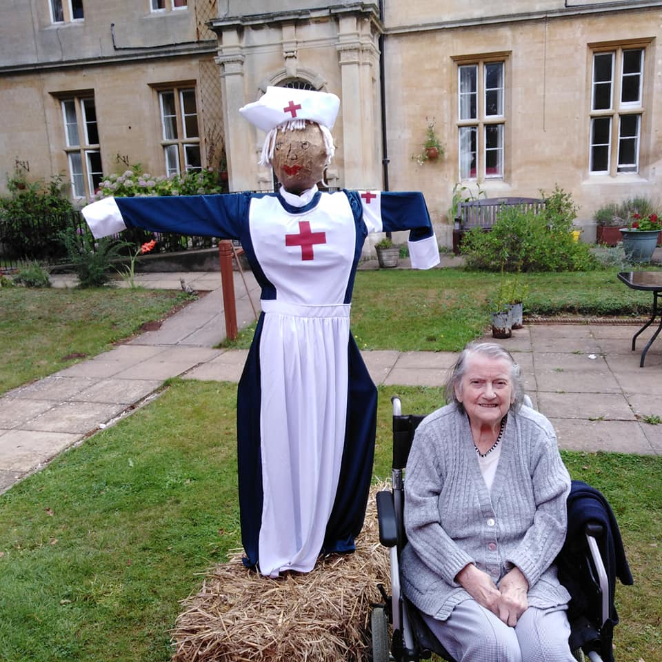 Scarecrow entry from Astley Hall
