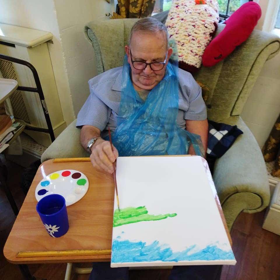 Derek - Picasso day