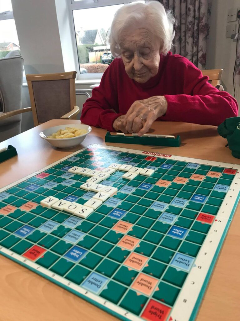 Scrabble afternoons 2