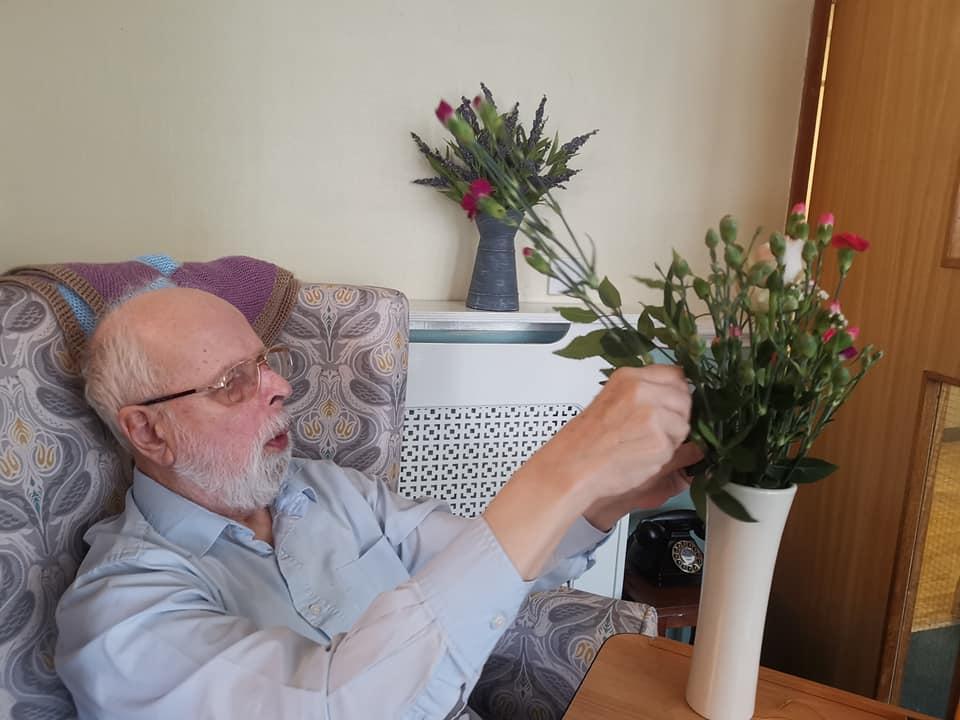 Gentleman florist Summerdyne