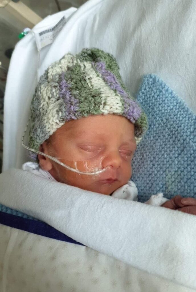 Baby Ralph - following his story