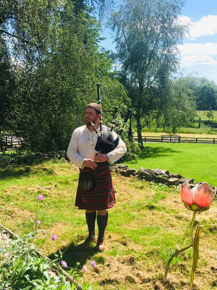 Simon the herefordshire piper