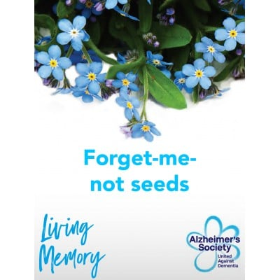 forget me not seeds Alzheimers